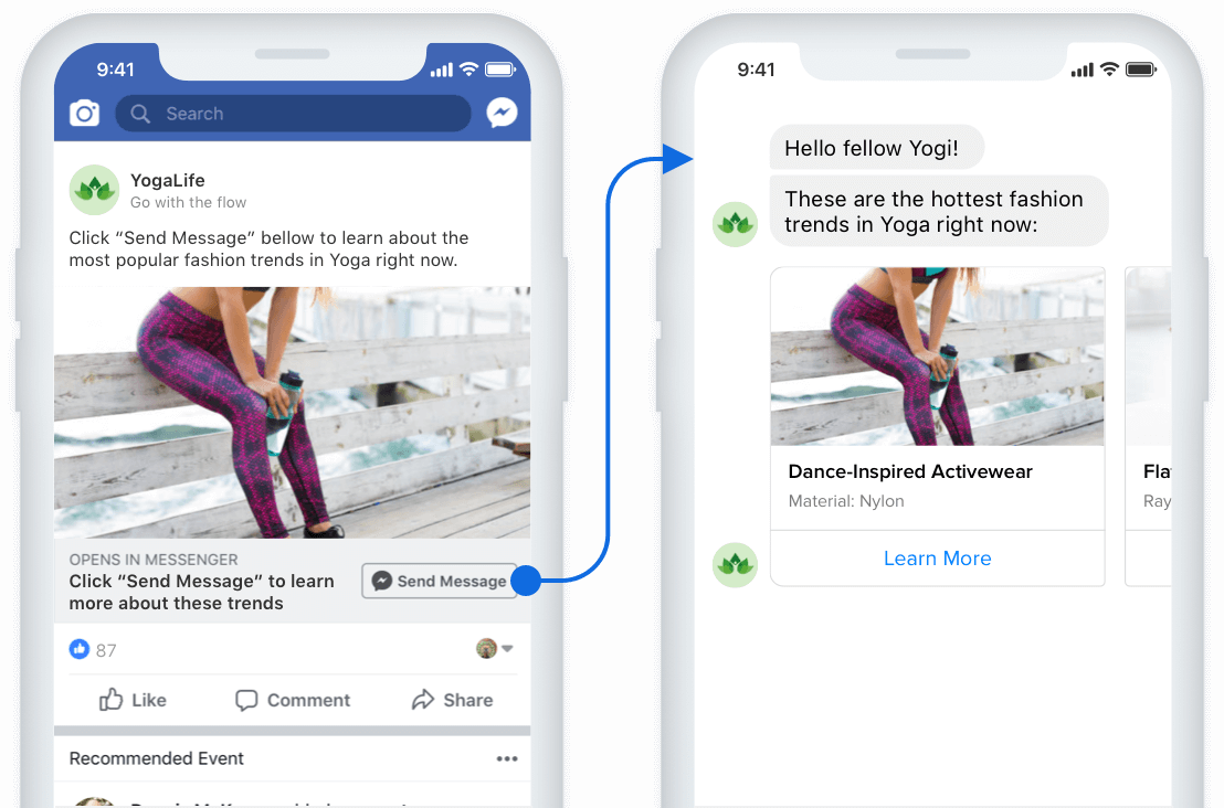 Grow: How to Connect with Customers on Facebook Messenger